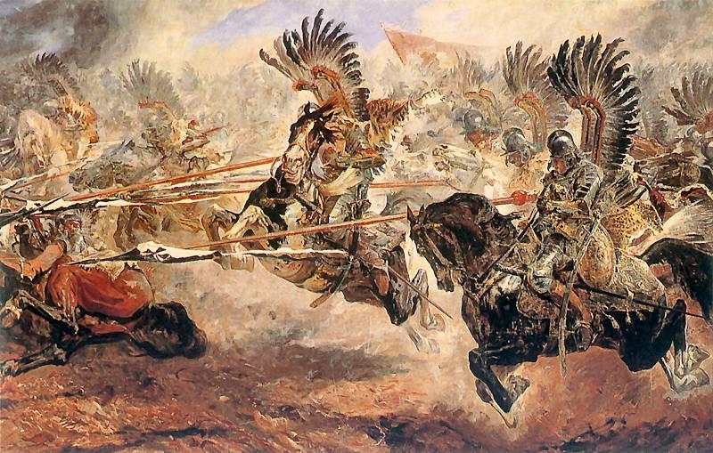 Znalezione obrazy dla zapytania chocim bitwa 1621