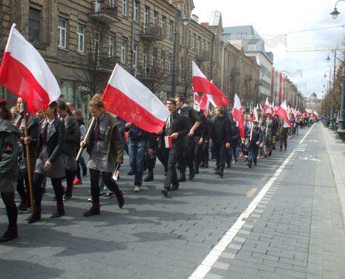 parada polskości