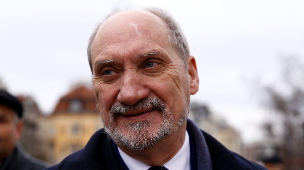 """Macierewicz: Świat czeka na """"Norymbergę dwa"""" dotyczącą zbrodni sowieckich"""