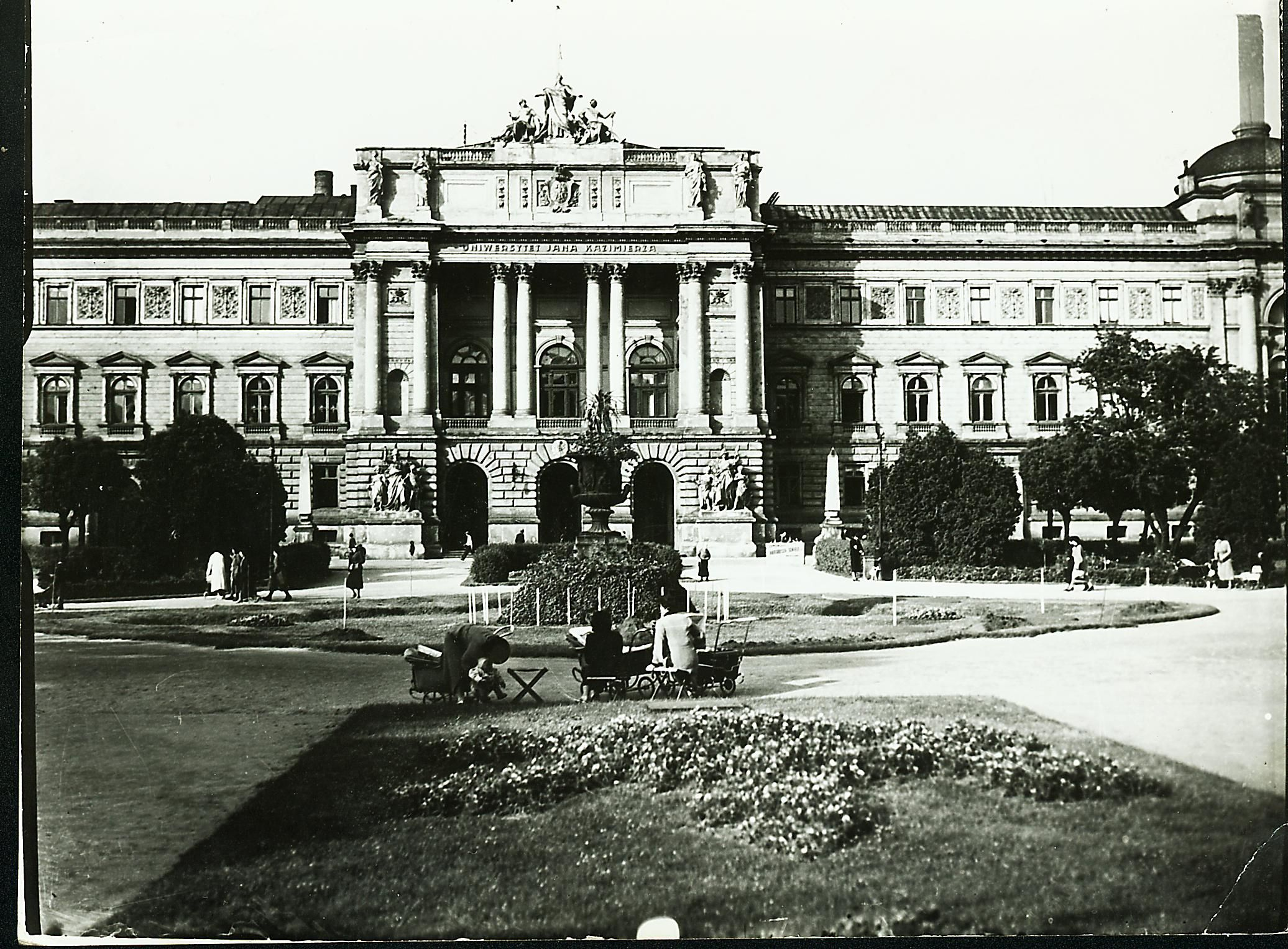 Piękny budynek z 1702 roku
