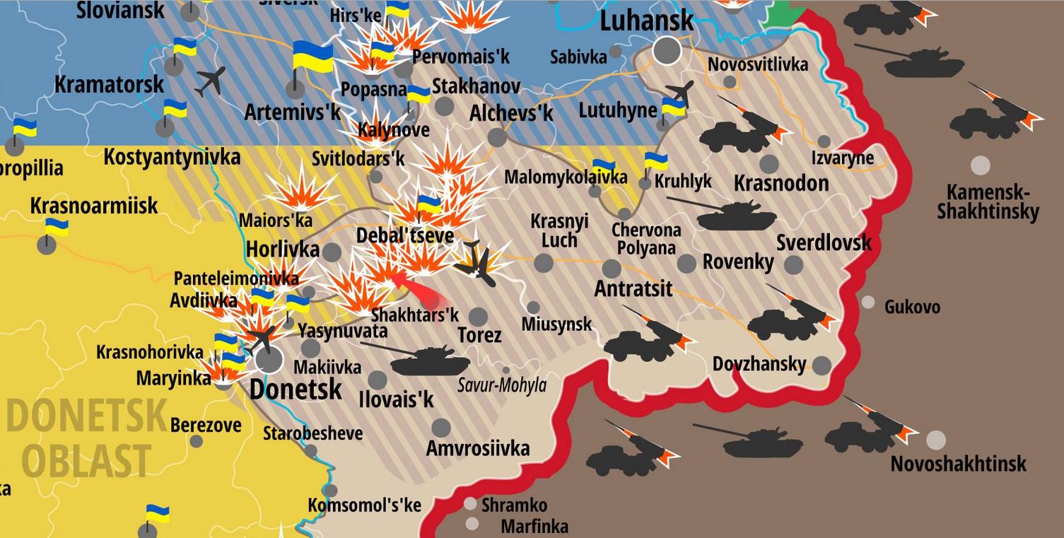 Co dzieje się na Ukrainie
