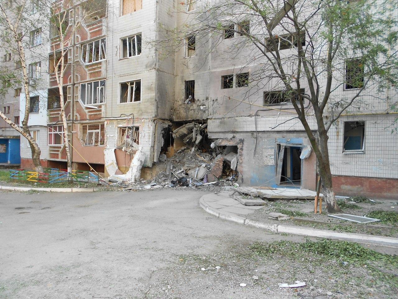 Луганск квартал заречный 13 фото 2