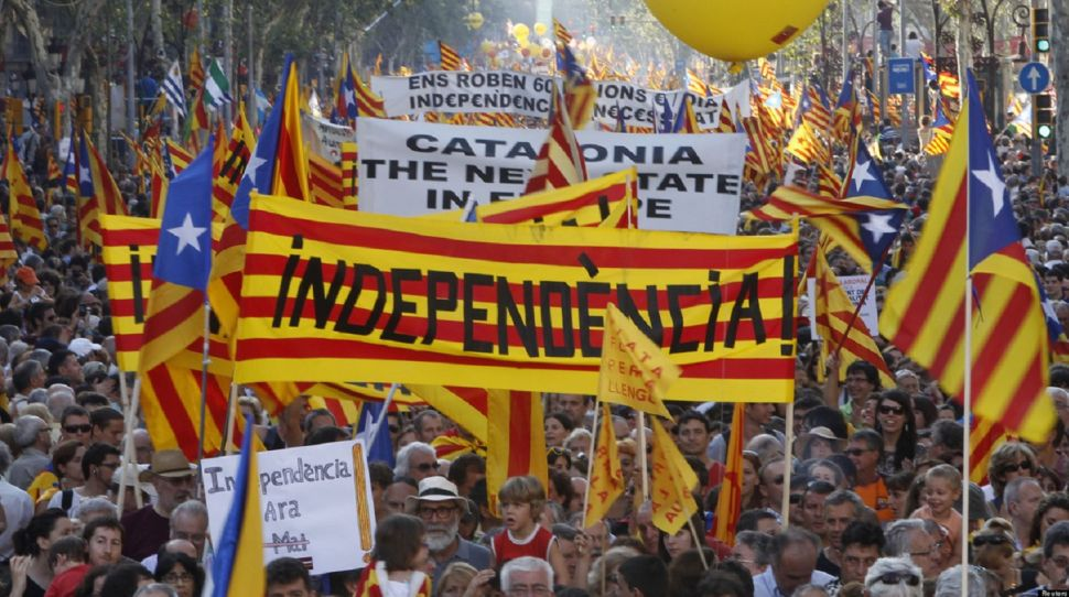 Hiszpania: Kraje Unii Europejskiej nie uznają niepodległości Katalonii