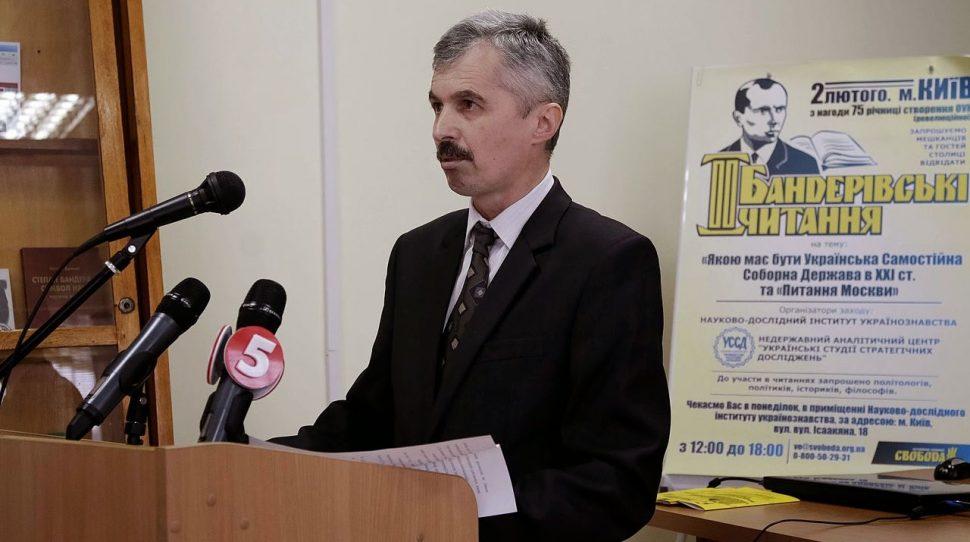 Ukraina: za zakazem dla światowego bestsellera stoi członek Organizacji Ukraińskich Nacjonalistów