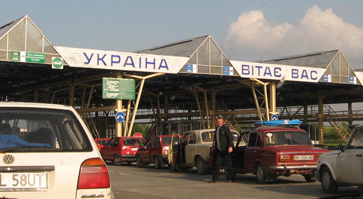 Украинские военкоматы начнут вручать повестки выезжающим прямо на границе с Польшей