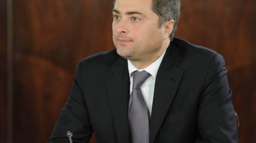 Władisław Surkow. Fot. wikimedia.org