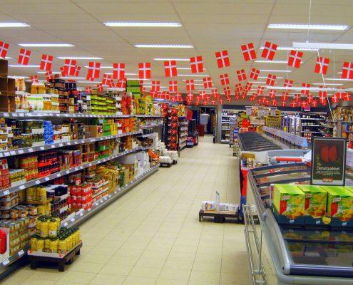 Litwa: 23 z 33 produktów żywnościowych gorszych od tych Zachodu