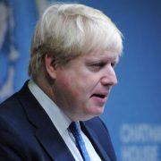Nowiczoka Boris Johnson destabilizować kanałem la manche
