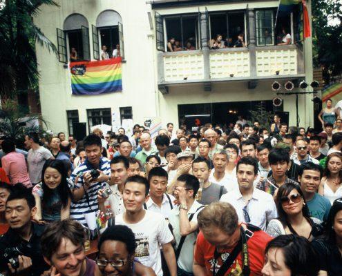 W Chinach zakazano treści homoseksualnych w sieci