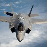 Zdjęcie ilustracyjne. F-35 Lightning II, foto: wikimedia.org