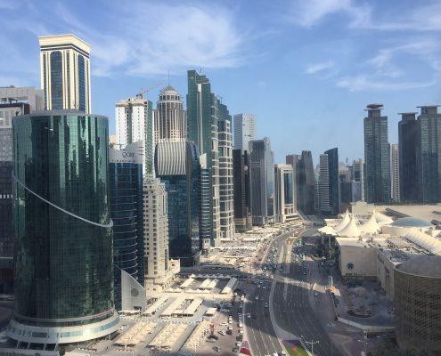 Według duchownego Katar zostanie zniszczony