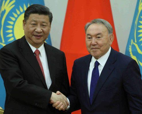 Chińska ekspansja w Kazachstanie