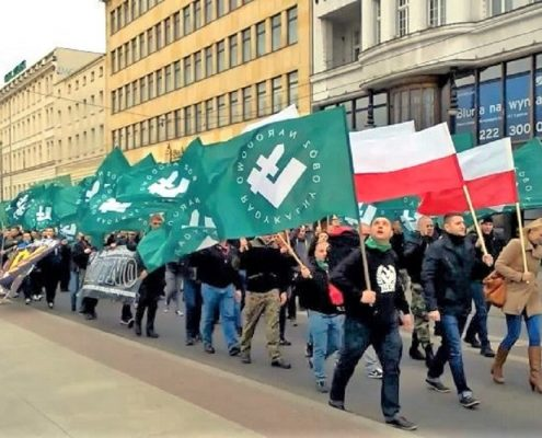 facebook Prokuratura: ONR nie nawołuje do nienawiści i nie propaguje faszyzmu delegalizacji ONR