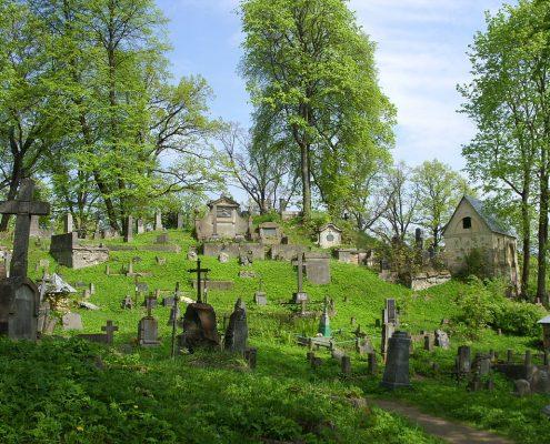 Rozpoczęto kwestę na rzecz cmentarza na Rossie