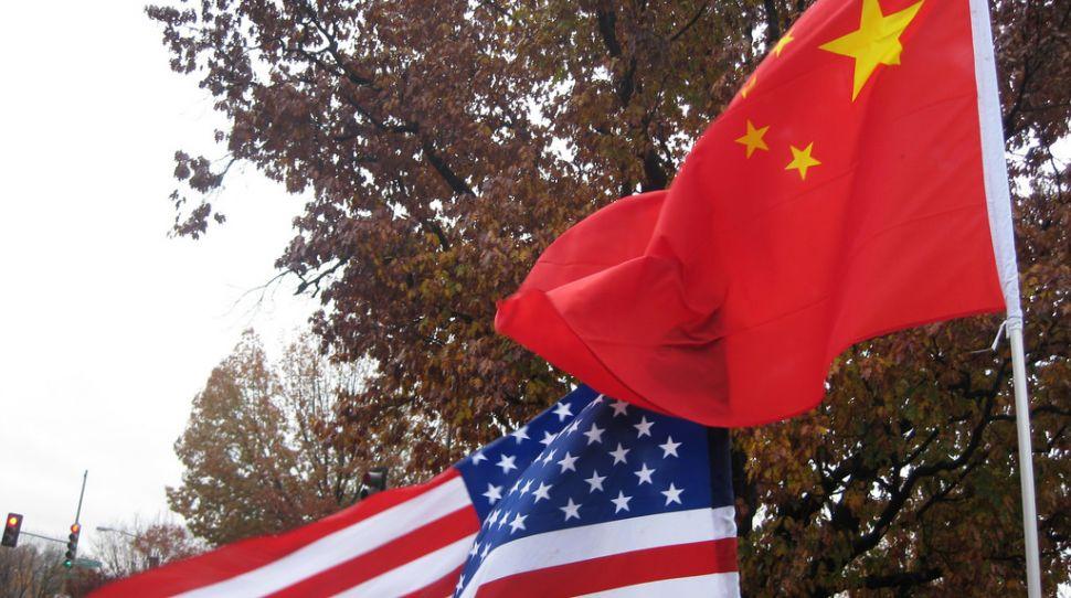 USA i Chiny handlowa wojnie handlowej