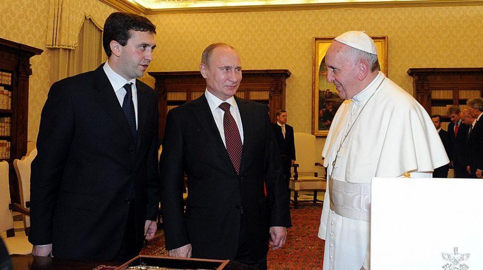 Moskwa chce współpwacy z Watykanem