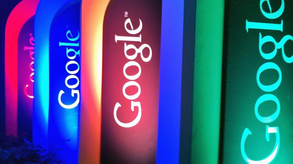 Znaki Google