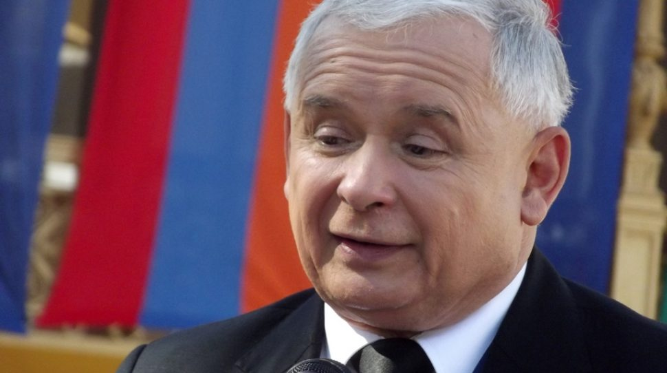 Kaczyński rozmawiał z przedstawicielami społeczności żydowskich