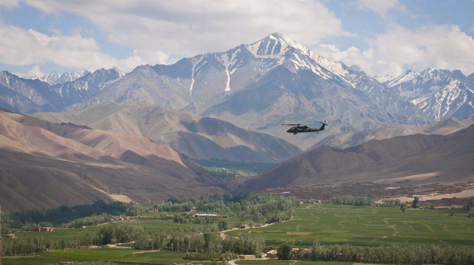 Afganistanie talib