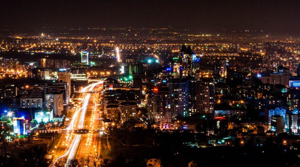 Azji Centralnej