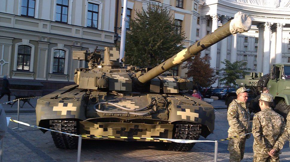 Ukriana eksportuje coraz więcej broni