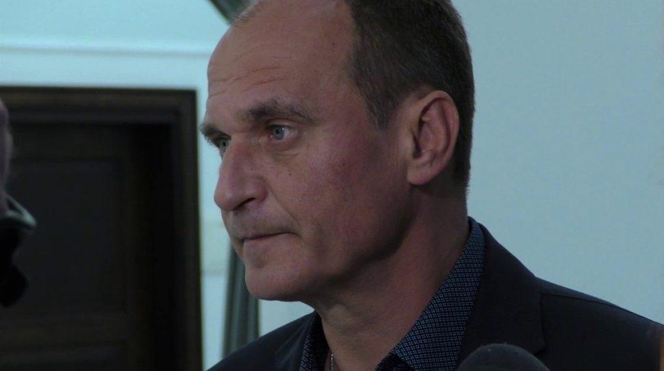 Kukiz uważa za niedopuszczalne podniesienie pensji zarząduy w chwili kryzysu finansowego TVP
