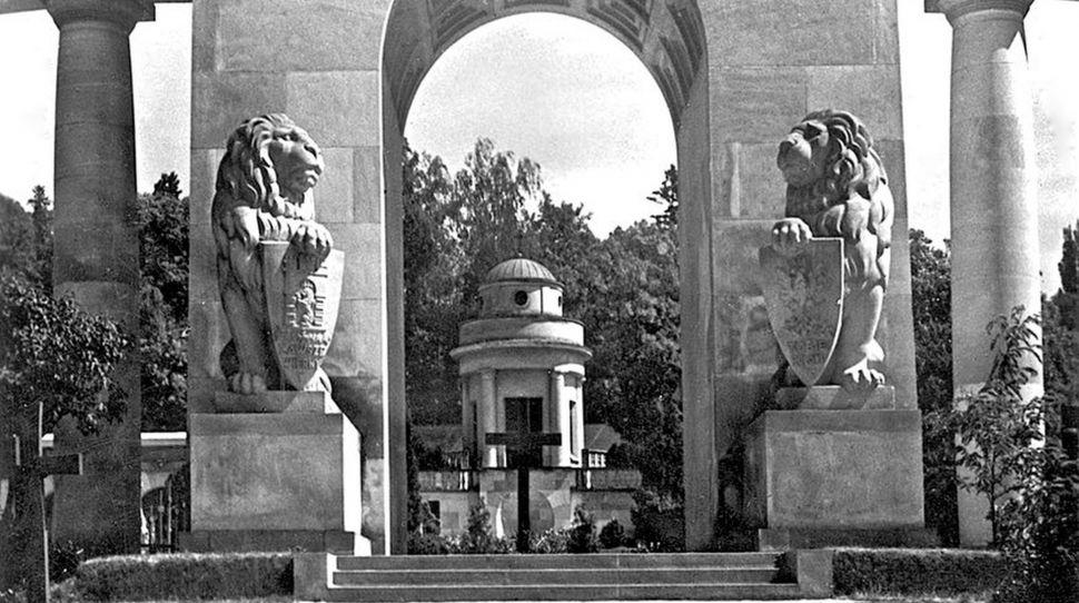 Cmentarz Orląt Cmentarza Orląt