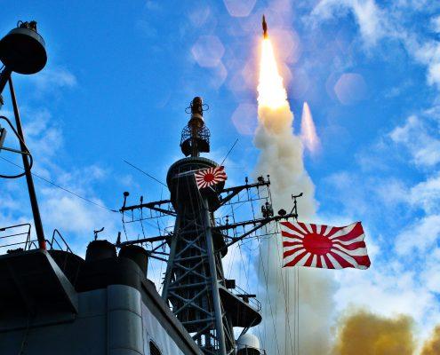 Japonia za 160 mln dolarów opracuje pociski rakietowe dużej prędkości