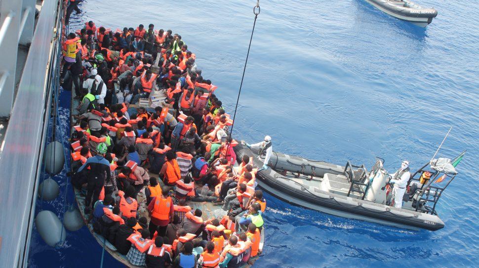 Rośnie liczba wydalonych imigrantów
