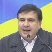 Micheil Saakaszwili zapowiedział wiec we Lwowie