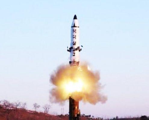 CIA oczekuje kolejnej próby rakietowej Korei Północnej