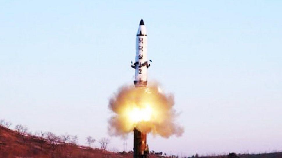 uranu korea północna prób CIA oczekuje kolejnej próby rakietowej Korei Północnej