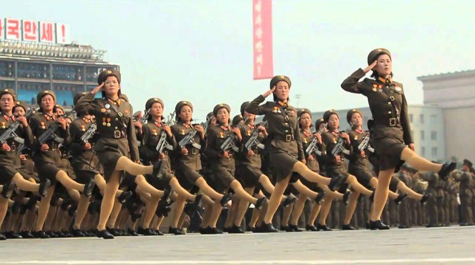 Nawet 3 miliony ochotników chce wstąpić do armii Korei Płn.