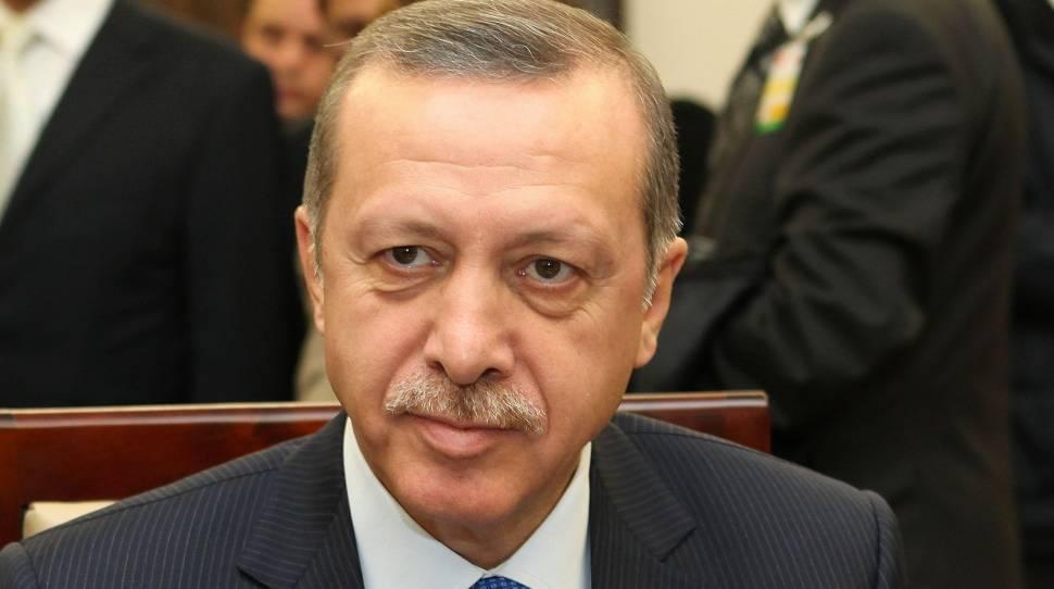 meczetów Erdogan wezwał Turków w Niemczech do głosowania przeciw Merkel Franciszka