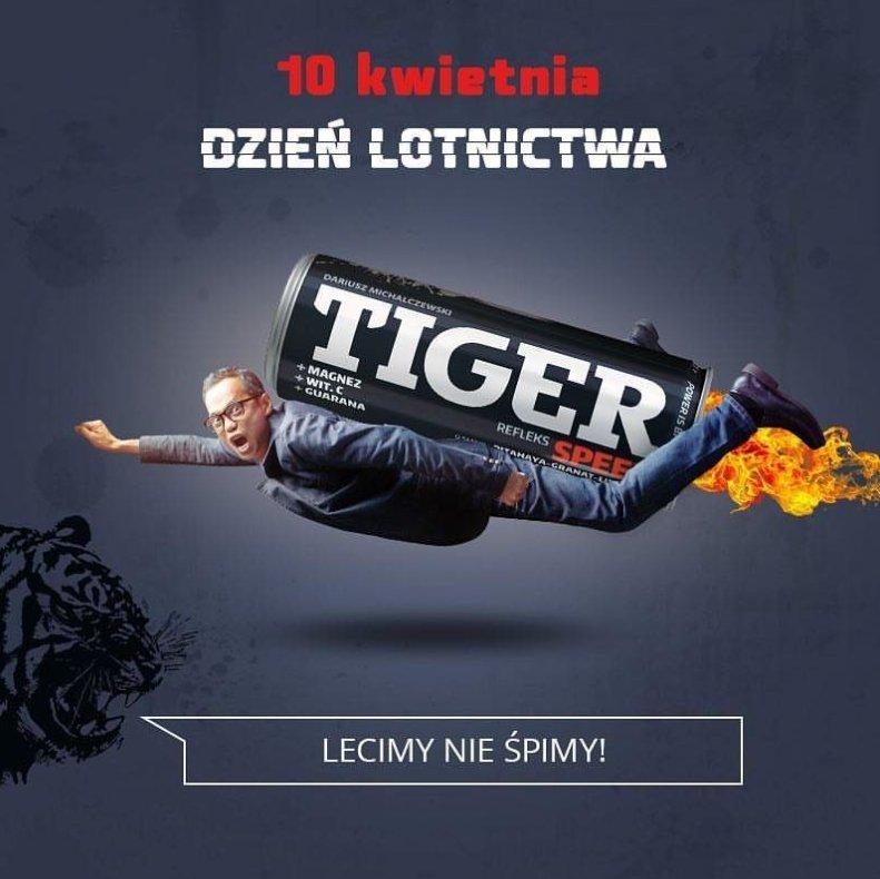 Tiger Energy Drink Twitter