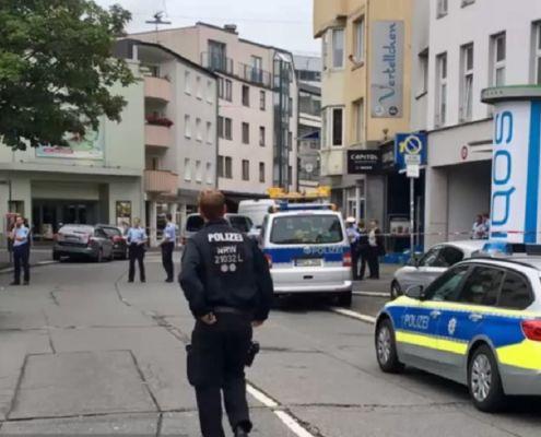 Niemcy: atak nożownika w Wuppertalu - jedna osoba nie żyje