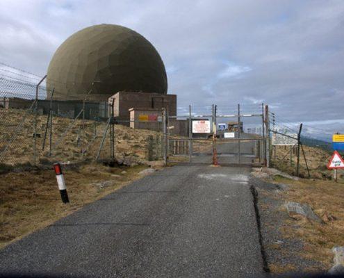 Wielka Brytania otworzy działającą w czasach zimnej wojny bazę radarową