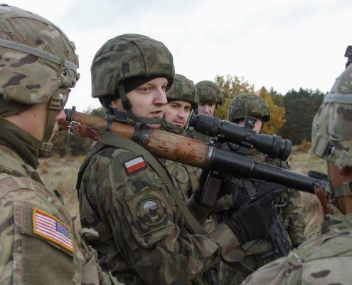 Rozpoczynają się największe tegoroczne polskie ćwiczenia wojskowe DRAGON-17
