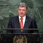 """Poroszenko wezwał ONZ do uznania Wielkiego Głodu za """"ludobójstwo Ukraińców"""""""
