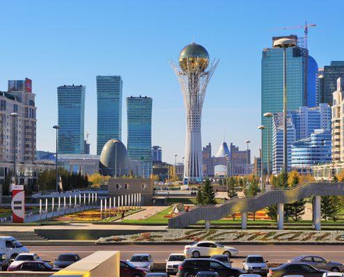 Kazachstanie