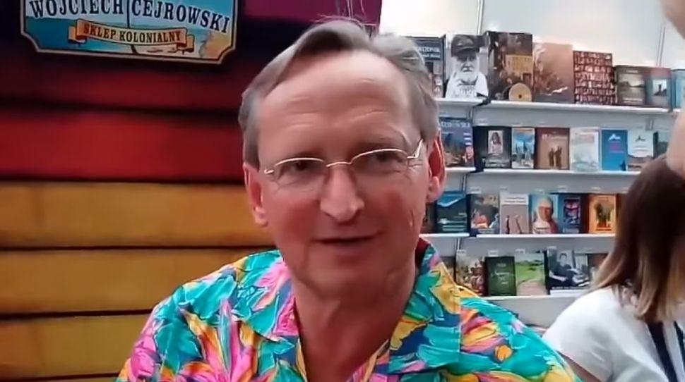 Cejrowski: jeżeli Niemcy zapłaciłyby reparacje oddałbym im Szczecin