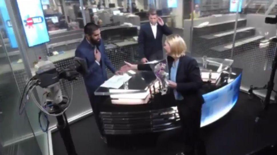 Norweska minister ds. integracji zlekceważona na wizji przez muzułmanina