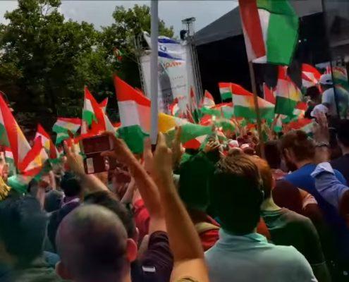 Turcja: organizowany w Niemczech kurdyjski festiwal promuje terroryzm