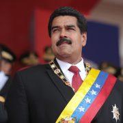 wojsko Prezydent Wenezueli Nicolas Maduro
