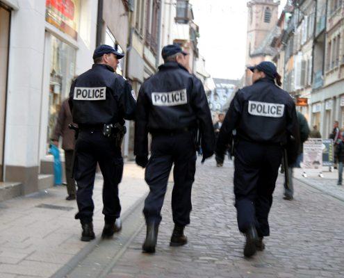 Francuska policja: terroryści mogą próbować wykoleić pociąg