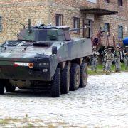 W przeprowadzonej ostatnio grze wojennej Rosja zatrzymała się w Polsce wydatków