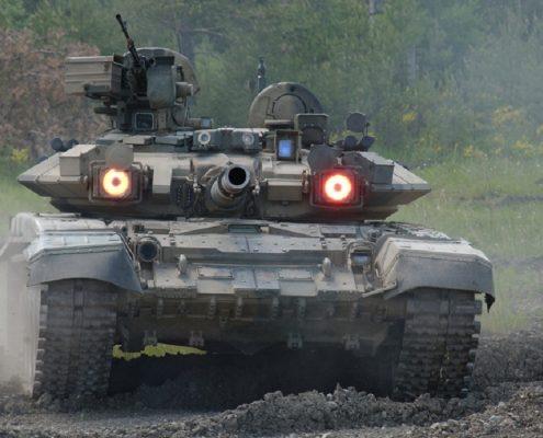 Podczas ćwiczeń Rosjanie omyłkowo ostrzelali swój oddział. Są ranni i zabity