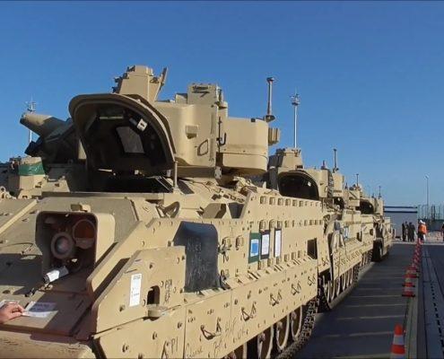 Rosja: USA rozmieściły w Polsce nie brygadę, a dywizję wojsk rand
