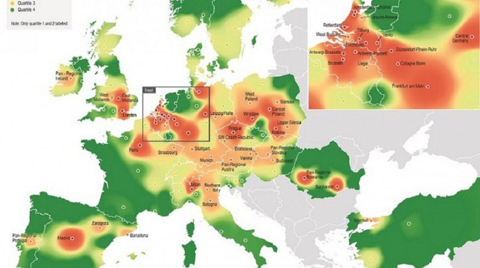 Łódź jednym z 5 najlepszych lokalizacji logistycznych w Europie