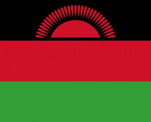 Flaga Malawi
